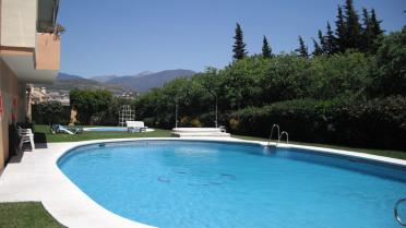 Apartamento con vistas al mar en Nueva Andalucia - Gilmar