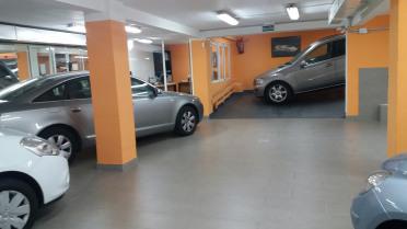 Concesionario de coches en Acacias. - Gilmar