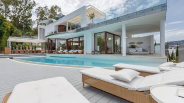 Innovadora villa en Magna Marbella Nueva Andalucía - Gilmar