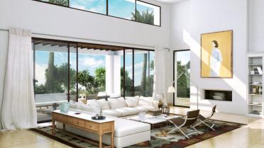 Impresionante villa moderna en Finca Cortesín - Gilmar