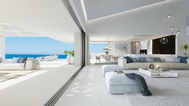 Espectacular y grandioso apartamento en primera li - Gilmar