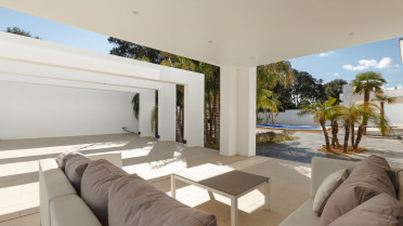 Espectacular villa en Sotogrande Bajo - Gilmar