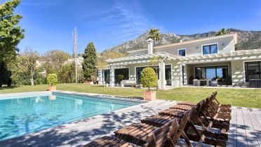 Villa in Marbella Hill Club - Gilmar