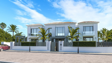 Villa under construction in Benahavis. - Gilmar