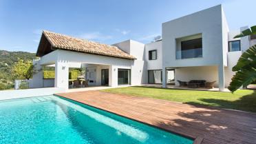 Villa con estilo moderno en Benahavís - Gilmar