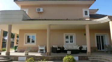 Villa house in Roche - Gilmar
