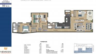 Apartment in Los Remedios - Gilmar