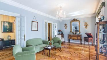 Edificio Y Vivienda Señorial En Principe Vergara - Gilmar
