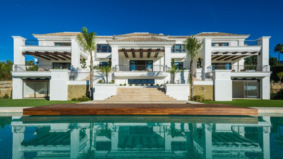 Luxury villa in Sierra Blanca, Golden Mile - Gilmar