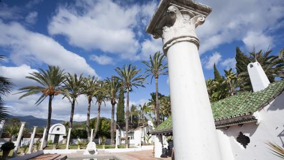 Impresionante finca con encanto en Estepona - Gilmar