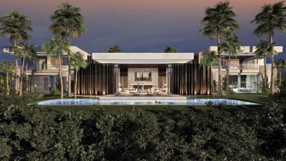 Stunning mansion with views in La Zagaleta - Gilmar