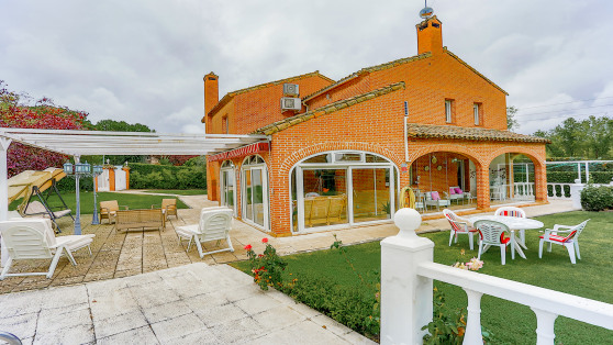 Villa house in La Moraleja for sale - Gilmar_