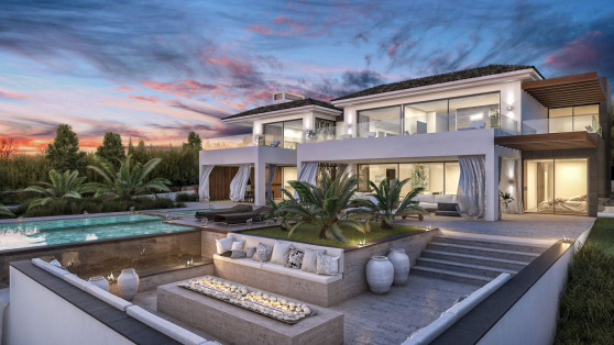 Modern villa in Cascada de Camoján for sale - Gilmar_