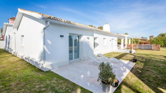 Villa in front of the sea Puerto Banús for rent - Gilmar_