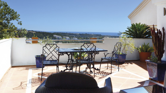 Penthouse in Albatross Hill Club, Nueva Andalucía for sale - Gilmar_