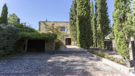 Venta de Chalet estilo Toscano en Madrid - Gilmar_