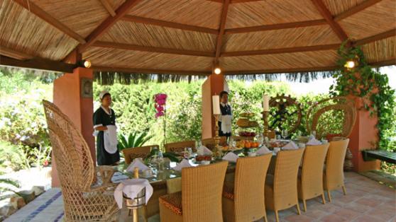 Luxurious Villa Puerto Banus for rent - Gilmar_
