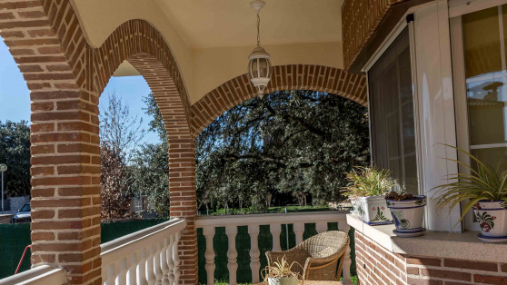 Villa house in Brunete for sale - Gilmar_