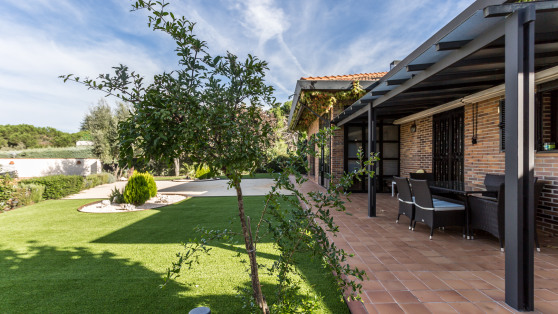 Villa house in Hoyo de Manzanares for sale - Gilmar_