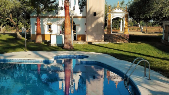 Villa house in Sanlúcar la Mayor for sale - Gilmar_
