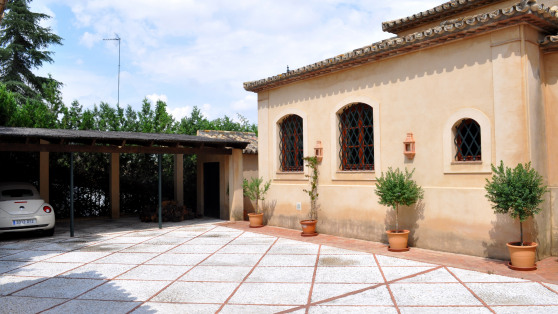Villa house in Tomares for sale - Gilmar_