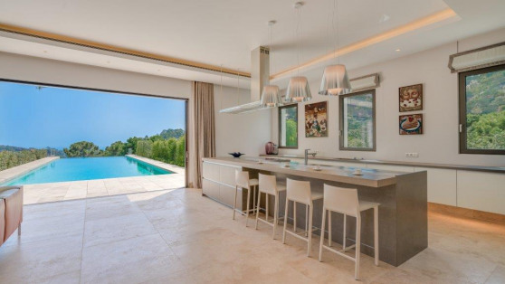 Luxurious Feng Shui Villa in Benahavis for sale - Gilmar_