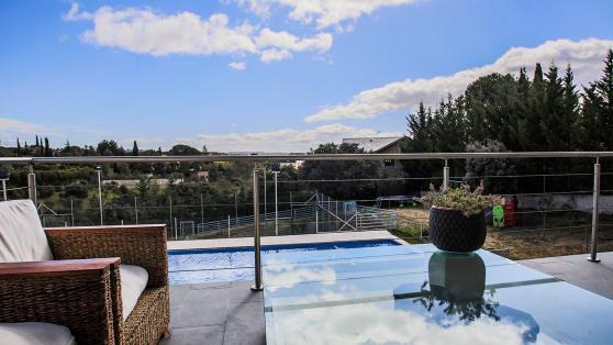 Villa house in Molino de la Hoz for sale - Gilmar_