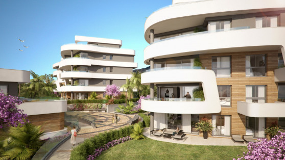 Luxury apartments and penthouses with sea views for sale - Gilmar_