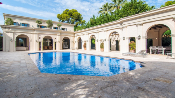 Villa house in Puente Romano for sale - Gilmar_