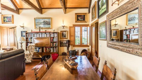 Venta de Magnífica casa de estilo Alpino en Navacerrada. - Gilmar_