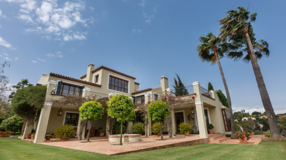 Luxurious villa in Sotogrande Alto for sale - Gilmar_