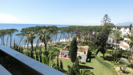Stunning penthouse on Marbella's Golden Mile for sale - Gilmar_