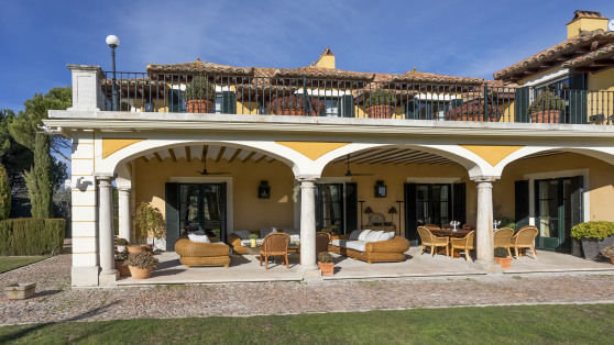 Villa house in Escorzoneras-Las Encinas for sale - Gilmar_
