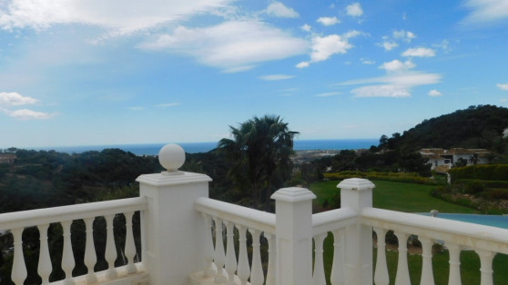 Villa in La Zagaleta Benahavis for rent - Gilmar_