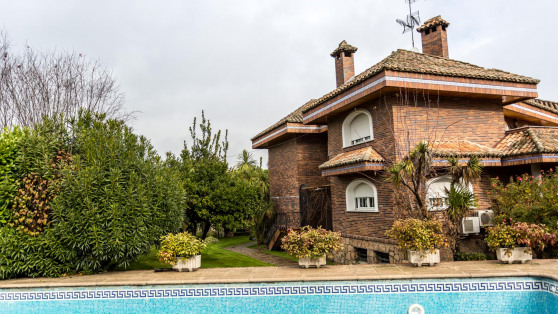 Villa house in Campodón for sale - Gilmar_