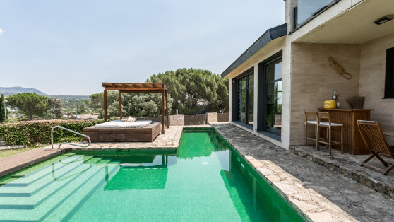 Villa house in Navata for sale - Gilmar_