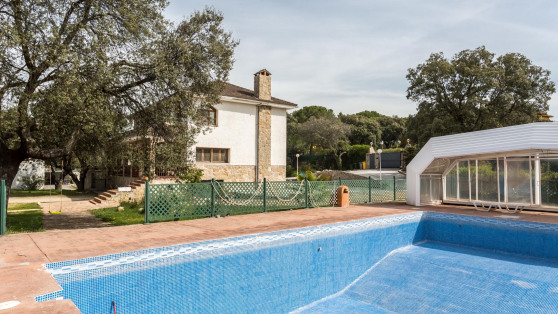 Villa house in Montepríncipe for sale - Gilmar_