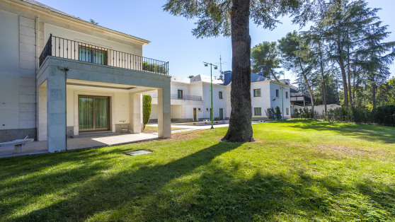 Villa house in Puerta de Hierro for sale - Gilmar_