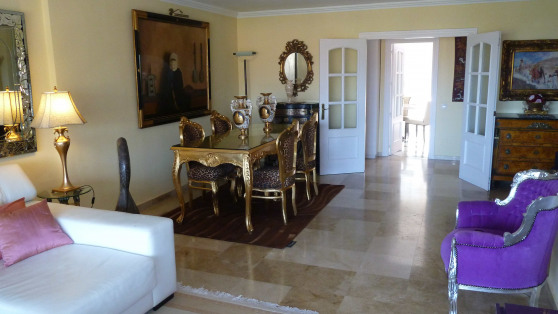 Apartment with seaviews in Nueva Andalucía for sale - Gilmar_
