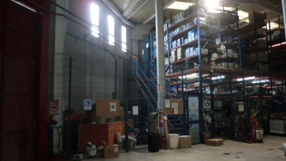 Loft - Industrial building in Sevilla Este for sale - Gilmar_