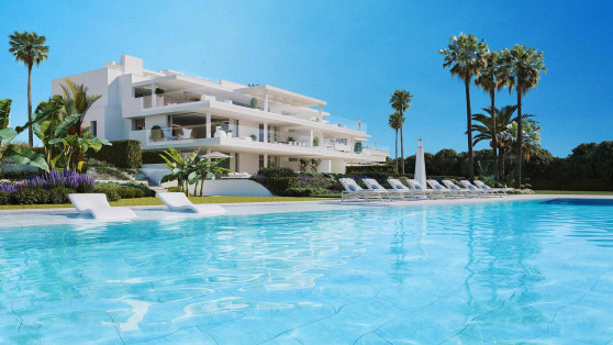 Spectacular and great apartment on the first line for sale - Gilmar_