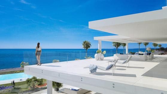 Venta de Apartamento en primerísima linea de playa - Gilmar_