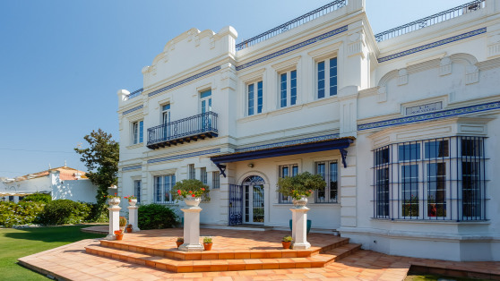 Villa house in Sanlúcar de Barrameda for sale - Gilmar_