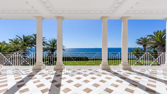 Venta de Impresionante chalet de lujo a pie de playa - Gilmar_
