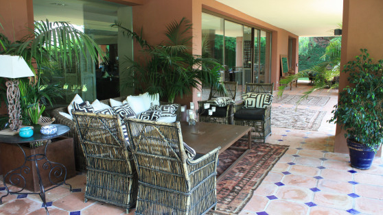 Alquiler de Chalet Independiente en Marbella Golf - Gilmar_