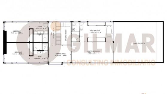 Venta de Independiente De Diseño Moderno, Guadarrama - Gilmar_