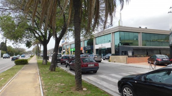 Alquiler de Local Comercial en Marbella Club - Gilmar_