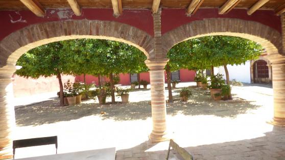 Venta de Espectacular Hacienda  En Carmona - Gilmar_