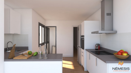 Apartment in Los Remedios for sale - Gilmar_