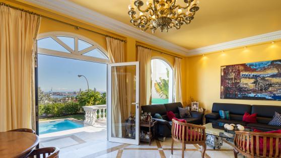 Venta de Palacete en Ciudad Jardín (Las Palmas) - Gilmar_